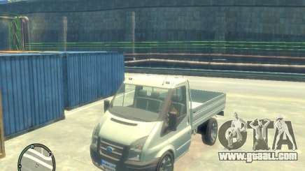 Ford Transit 2007 Pickup for GTA 4