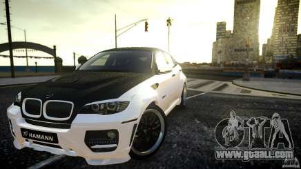 BMW X 6 Hamann for GTA 4