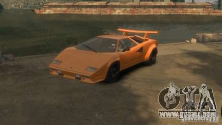 Lamborghini Countach LP500 1985 for GTA 4