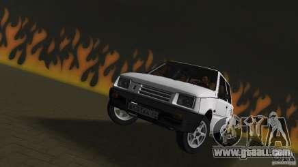 VAZ 1111 Oka Sedan for GTA Vice City