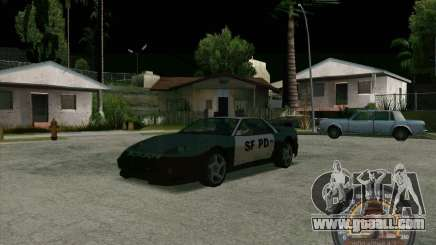 Supergt - Police S for GTA San Andreas