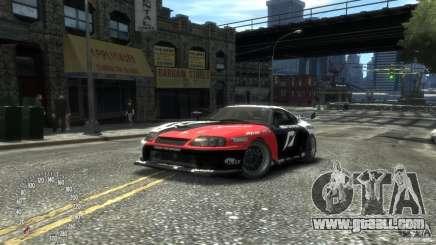 Toyota Supra Fredric Aasbo for GTA 4