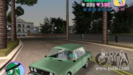 VAZ 2106 for GTA Vice City