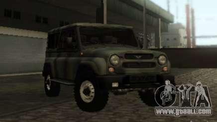 UAZ-3153 for GTA San Andreas