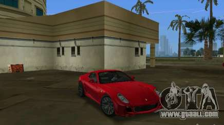 Ferrari 599 GTB for GTA Vice City