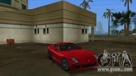 Ferrari 599 GTB for GTA Vice City