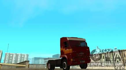 KAMAZ 5460 Skin 2 for GTA San Andreas