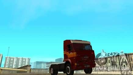 KAMAZ 5460 Skin 2 for GTA San Andreas