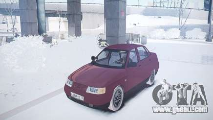 LADA 21103 v2.0 for GTA 4