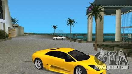 2005 Lamborghini Murcielago for GTA Vice City