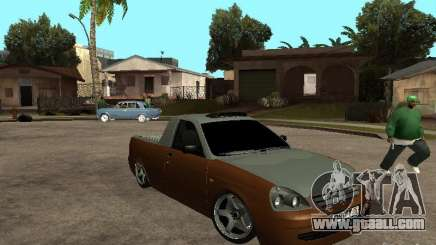 LADA 2170 Pickup for GTA San Andreas
