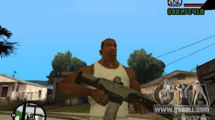 ACR of COD MW 2 for GTA San Andreas