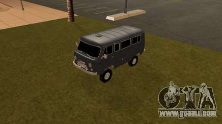 UAZ 2206 BPAN for GTA San Andreas