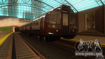 London Metro for GTA San Andreas