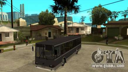 LIAZ 5256.25 Restyling for GTA San Andreas