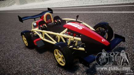 Ariel Atom 3 V8 2012 Custom Mugen for GTA 4