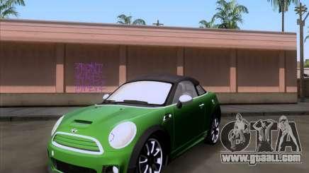 Mini Cooper Concept v1 2010 for GTA San Andreas