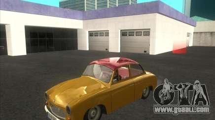 Syrena 104 for GTA San Andreas