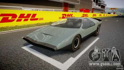 Alfa Romeo Carabo for GTA 4