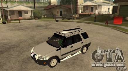 Honda CRV 1997 for GTA San Andreas