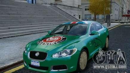 Jaguar XFR 2010 V.2.0 for GTA 4