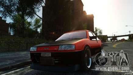 Futo GTRS for GTA 4