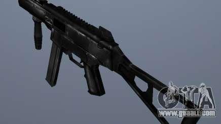 KM UMP45 Counter-Strike 1.5 for GTA San Andreas