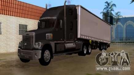Freightliner Coronado for GTA San Andreas