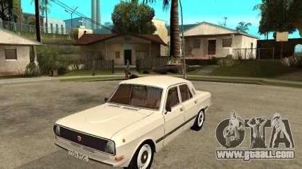Volga GAZ 24-10 051 for GTA San Andreas