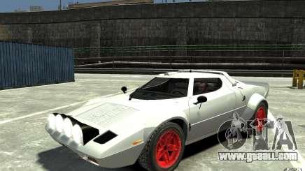 Lancia Stratos for GTA 4