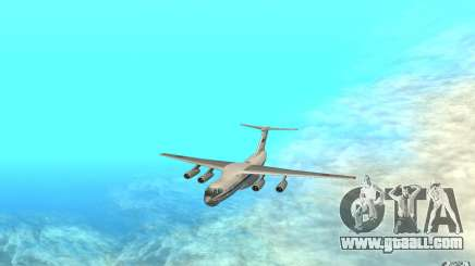 The IL-76 for GTA San Andreas