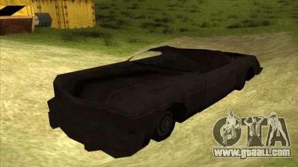 Real Ghostcar for GTA San Andreas