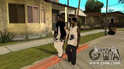 Grove at najke for GTA San Andreas