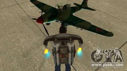 IL-2 m for GTA San Andreas
