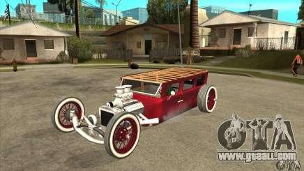 HotRod sedan 1920s no extra for GTA San Andreas
