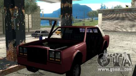 Derby Greenwood Killer for GTA San Andreas