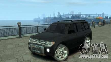 Mitsubishi Pajero for GTA 4