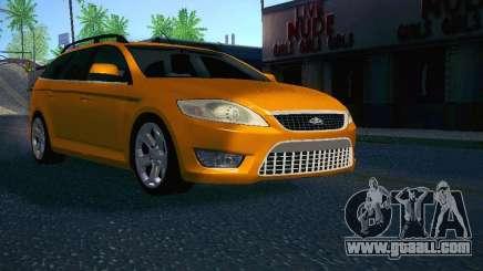 Ford Mondeo Sportbreak for GTA San Andreas