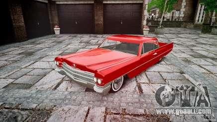 Cadillac De Ville v2 for GTA 4
