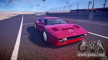 Ferrari 288 GTO for GTA 4