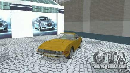 Ferrari 365 GTB4 1968 for GTA San Andreas