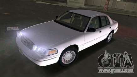Ford Crown Victoria for GTA Vice City