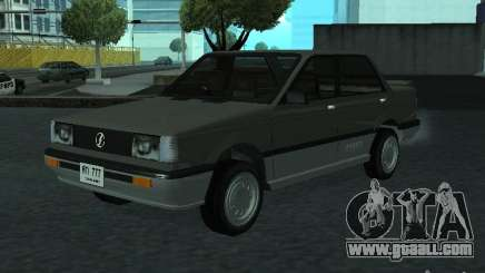 Nissan Sanny 1500 (B12) for GTA San Andreas