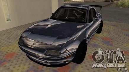 Mazda MX5 Style Drifting for GTA San Andreas