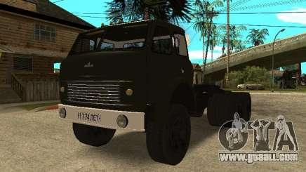 MAZ 515V for GTA San Andreas