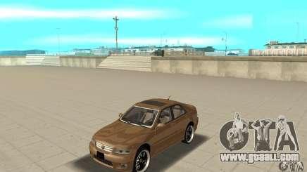 Lexus IS300 2005 for GTA San Andreas