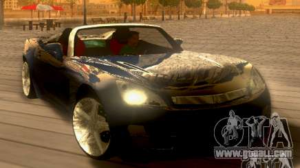 Opel GT 2007 for GTA San Andreas