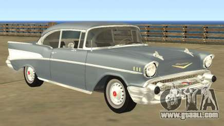 Chevrolet Bel Air 1957 for GTA San Andreas