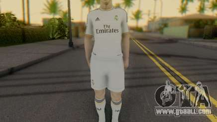 Gareth Bale for GTA San Andreas