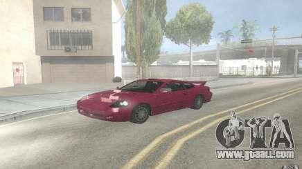 New Alpha for GTA San Andreas
